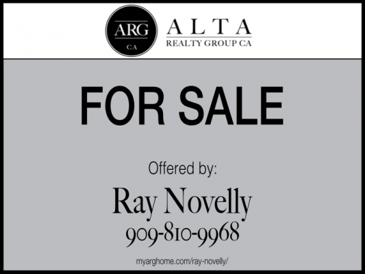 ARG For Sale SIgn