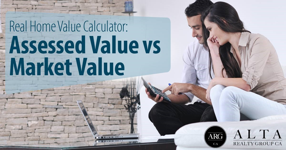Real Home Value Calculator | Alta Realty Group CA